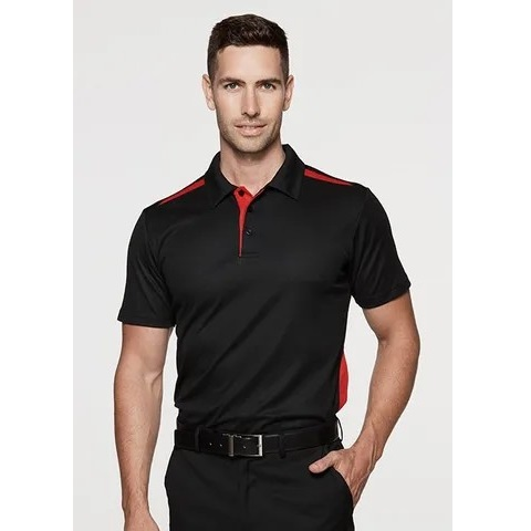 Patterson Mens Polos