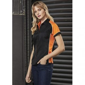 Biz Collection S10122 LADIES NITRO SHIRT