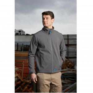 Rainbird 8596 Solid Landy Softshell Jacket