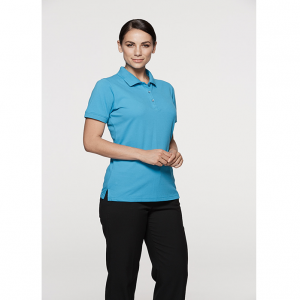 Aussie Pacific N2315 Claremont Lady Polos
