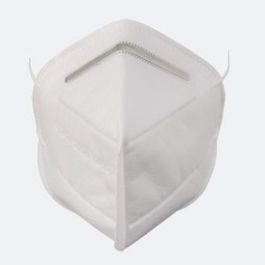 KN95 White P2 Disposable Face Mask Twin Pack