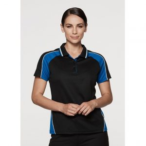 Aussie Pacific N2309 Panorama Lady Polos