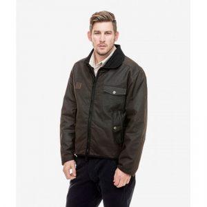 Swanndri W14452M Waimak Oilskin Jacket