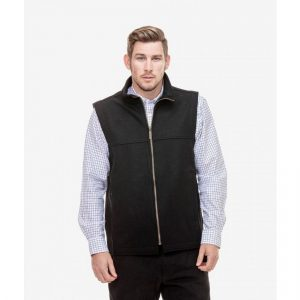 Swanndri SW17413M Saddleback Wool Vest