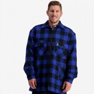 Swanndri SW204029M Longford Wool Jacket