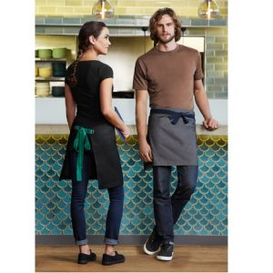 Biz Collection BA54 URBAN 1/2 WAIST APRON