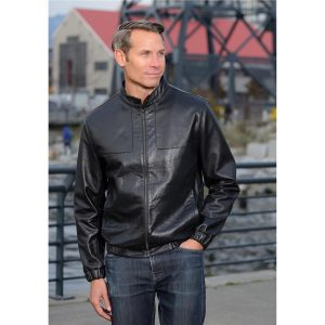 Stormtech LPX-1 Cruiser Nappa Leather Jacket