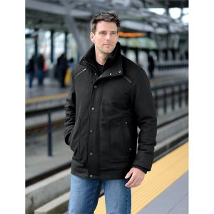 Stormtech RCW-1 Men's Quarterdeck Wool Coat