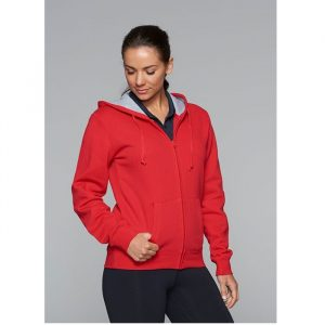 Aussie Pacific N2503 Kozi Zip Lady Hoodies