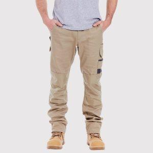 Tradie MJ3201SE Mens Flex Slim Fit Cargo Pant