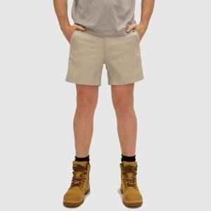 Tradie MJ3217SD Mens Flex Slim Fit S/L Short