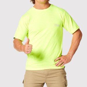 Tradie MJ3354ST Mens Flex Hi Vis T-Shirt