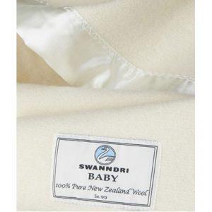 Swanndri SBB0400 100% Wool Cot Blanket