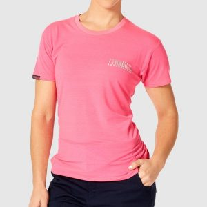 Tradie WJ3341ST Lady Hi-Vis T-Shirt