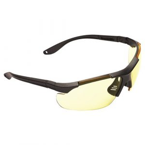 PRO CHOICE 7005 TYPHOON SAFETY GLASSES AMBER LENS