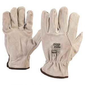 PRO CHOICE 803C COWSPLIT LEATHER RIGGERS GLOVES 12 PAIRS