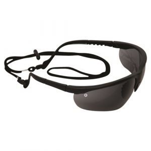 PRO CHOICE 9202 FUSION SAFETY GLASSES SMOKE LENS 12 PAIRS