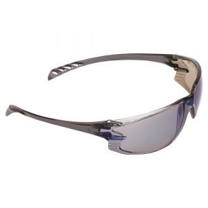PRO CHOICE 9903 SAFETY GLASSES BLUE MIRROR LENS 12 PAIRS