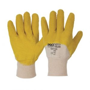 PRO CHOICE GG105 GLASS GRIPPER GLOVES LARGE 12 PAIRS