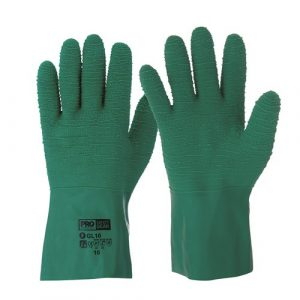PRO CHOICE GL GREEN GAUNTLET GLOVES