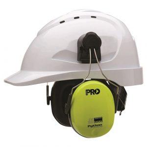 PRO CHOICE HHEMPYTS PYTHON® SLIMLINE HARD HAT EARMUFFS CLASS 5, -31DB