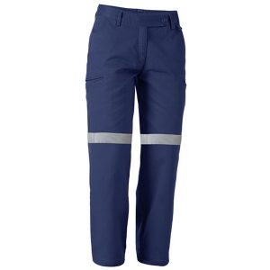 KingGee K43535 Women's Drill Reflective Pants