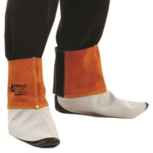 PRO CHOICE WSV PYROMATE® WELDERS LEATHER SPATS