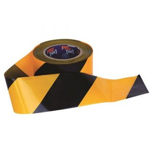 PRO CHOICE YB10075 BARRICADE TAPE - 100MM X 75M