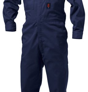 King Gee K01190 Wash n Wear Combination Polycotton Overall