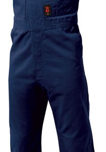 King Gee K02060 Sleeveless Drill Overall