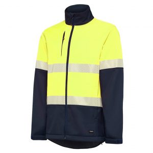 KingGee K05002 Hi Vis Softshell Jacket