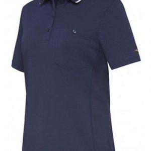 King Gee  K44740 Women's Workcool Hyperfreeze Polo Short Sleeve
