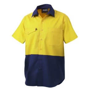 KingGee K54875 Workcool 2 Spliced Shirt L/S