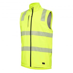 KingGee K55025 Reflective Soft Shell Vest