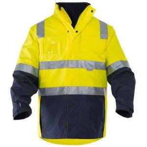 KingGee K55300 4 in 1 Waterproof Jacket