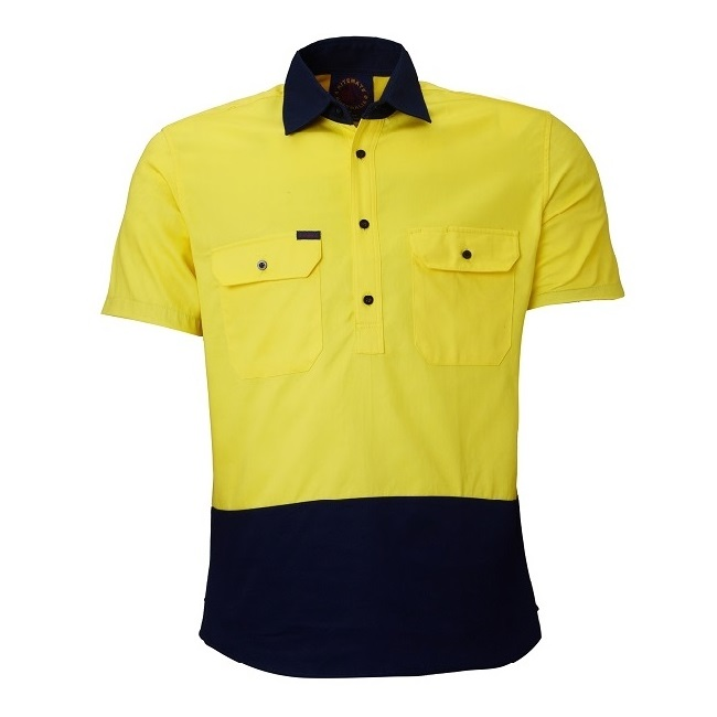 RM105CFS Yellow Navy