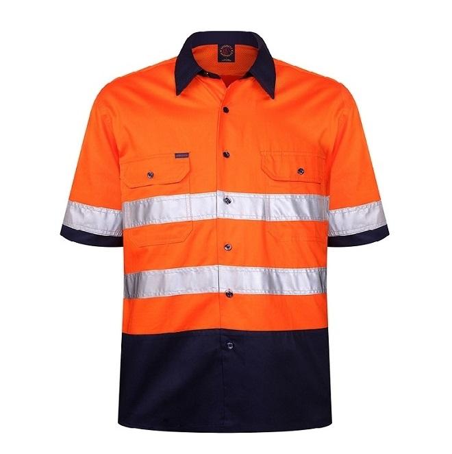 RM107V2RS Orange Navy 1