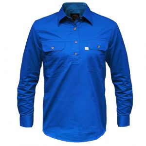 Ritemate RMPCAC02 Ladies CF Australian Cotton Shirt