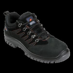 Mongrel Boots 390080 Black Hiker Shoe