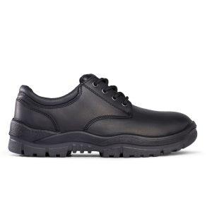 Mongrel Boots 910025 Unisex Black Derby Shoe Non Safety