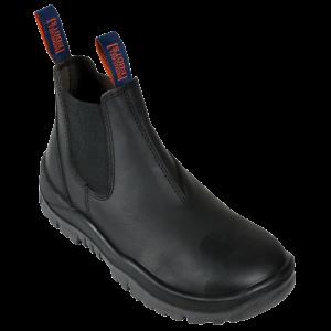 Mongrel Boots 916020 Black Kip Elastic Sided Boot