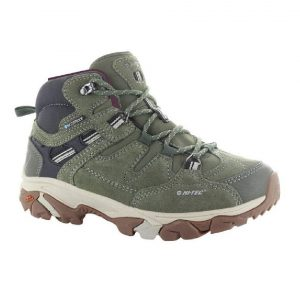 HI TEC HOWRA100 Ravus Adventure Mid WP Womens Non Safety