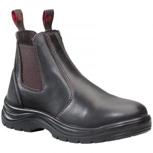 King Gee K25500 Safety Flinders Gusset Claret