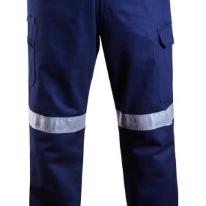 Ritemate RM1004RLW Light Weight Reflective Cargo Trousers