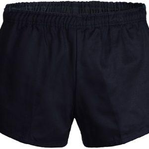 Ritemate RM301EWS Elastic waist rugby short