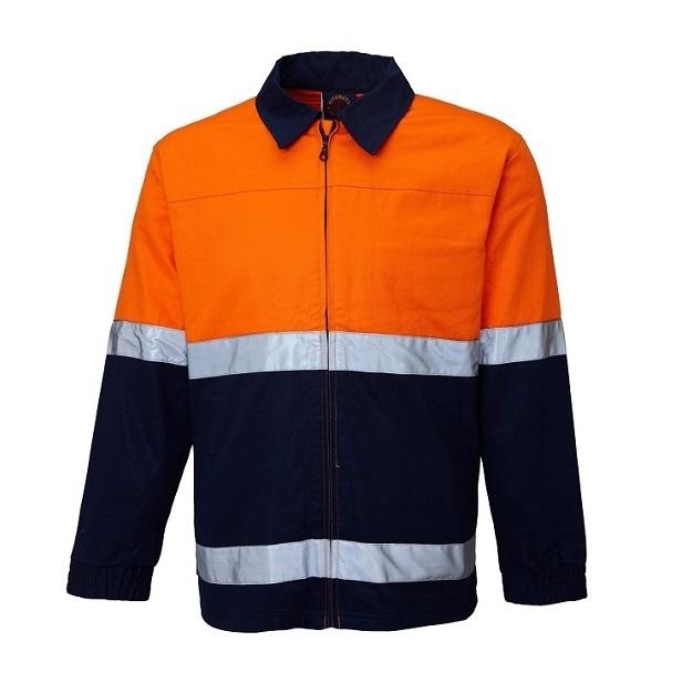 RM5071R Orange Navy Front