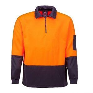 Ritemate RM6012 Half Zip Fleece Pullover