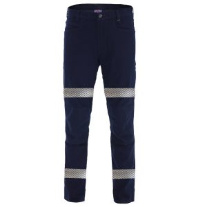 Ritemate RMX001R RMX Flexible Fit Utility Trousers Reflective