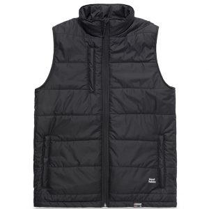 HARD YAKKA  Y21418 Puffa 2.0 Vest Black