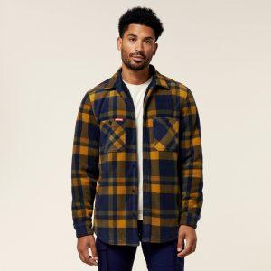 HARD YAKKA Y04435 Sherpa Fleece Jacket